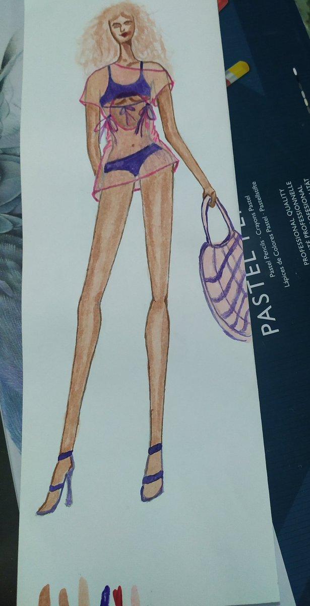 I couldn't sleep, so I drew.....but, how far Laycon?  #fashionaddict  #artsharepic.twitter.com/99W71Ugmco