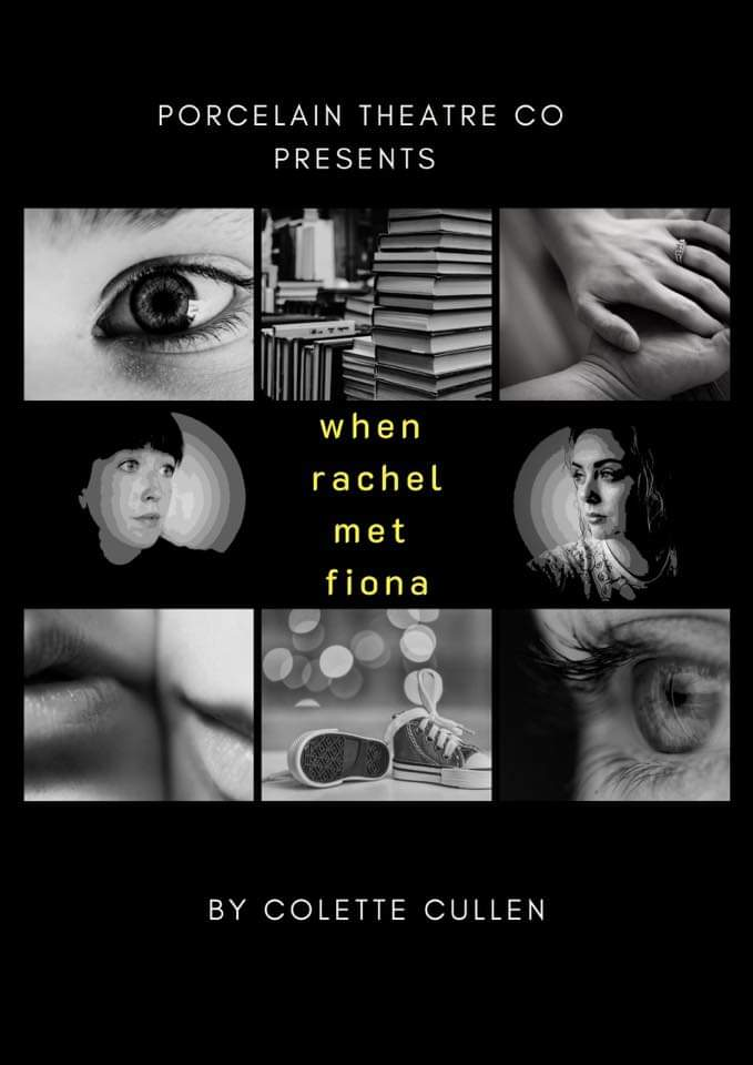 Excited that my audio drama WHEN RACHEL MET FIONA debuts Sunday August 9th 7pm on Porcelain Theatre Company's YouTube channel & Soundcloud #newwriting #irishtheatre #LGBTQI #AudioDrama pic.twitter.com/M54SXYKZrY