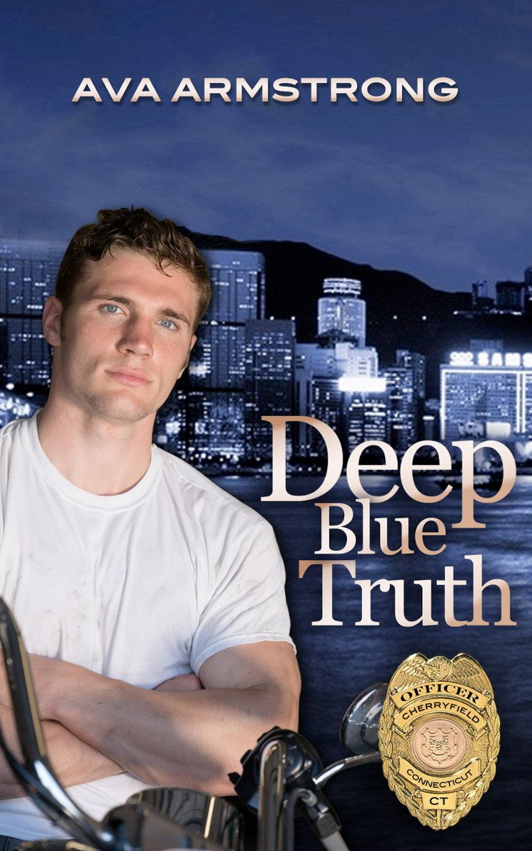 "5-STARS ""Deep Blue Truth is a masterpiece that takes the reader through every emotion. It discovers the character behind those who Serve and the will and determination of our heroes. A beautiful blend of friendship, guilt, romance, and the companionship of our 4 legged friends."" pic.twitter.com/egSPhC3NQs"