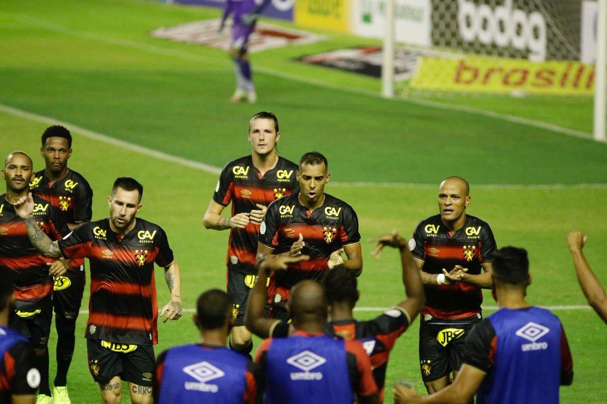 Sport Recife Beat Ceara