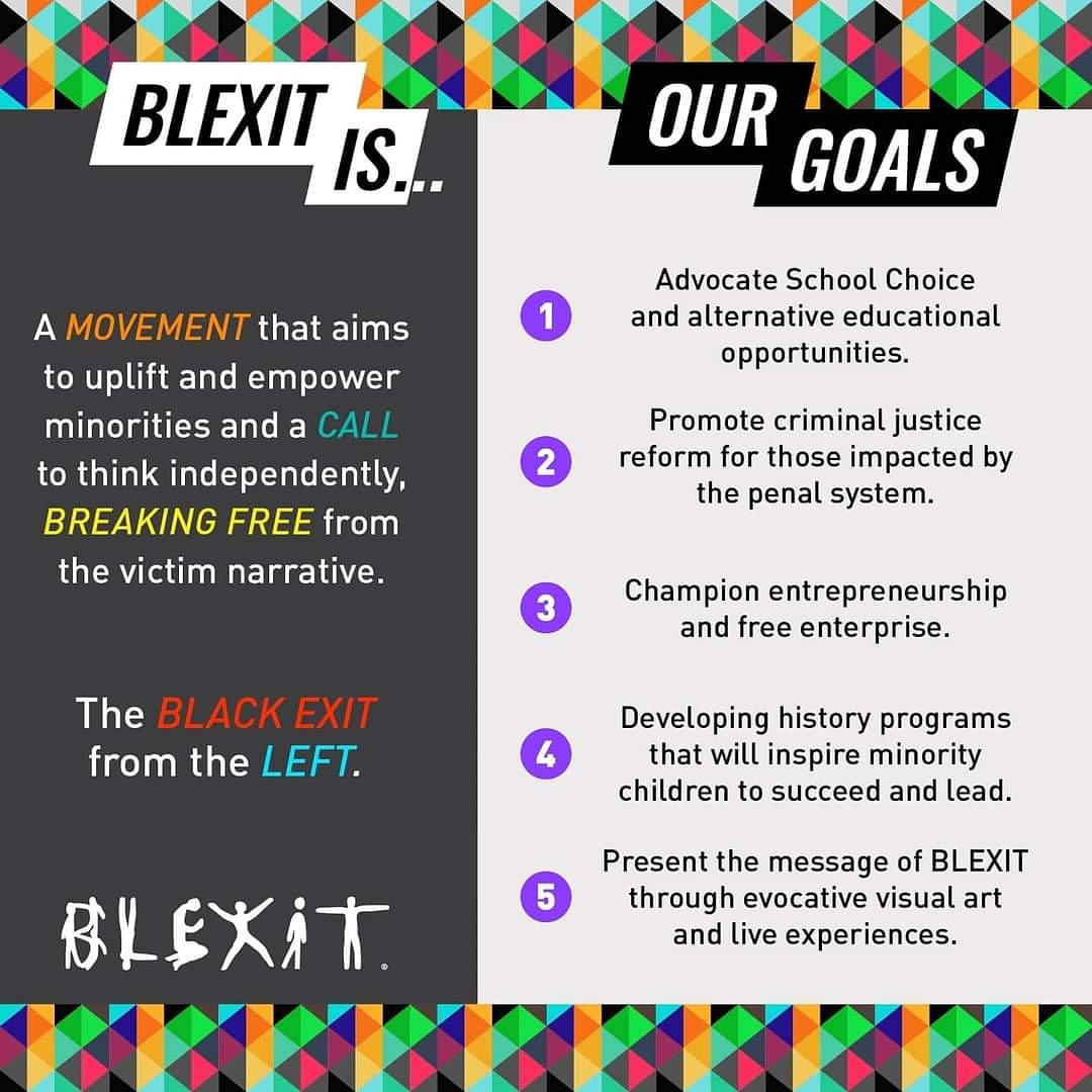 It's who we are. It's what we do. #BLEXIT  #WeTheFree #BlexitCA #BrandonTatum #FakeNews #Trump2020 #Conservative #CandaceOwens #WalkAway #BlacksForTrump #USA #BlackConservative #KAG #DonaldTrump #AmericaFirst #Faith #ProLife #TPUSA #FreeSpeech #FoxNews #Politics #TurningPointUSApic.twitter.com/vXXzKoaGdK