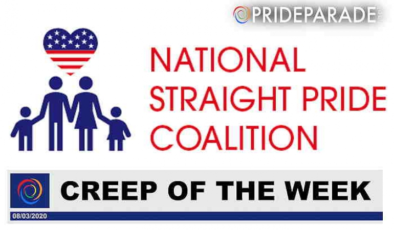 Creep Of The Week: National Straight Pride Coalition D'Anne Witkowski- August 3-9, 2020  Click Link: https://t.co/EeIQMk64zV  #PrideParadenet #LGBTQNews #LGBTQ #CreepOfTheWeek #COTW https://t.co/HJOQnof5wm
