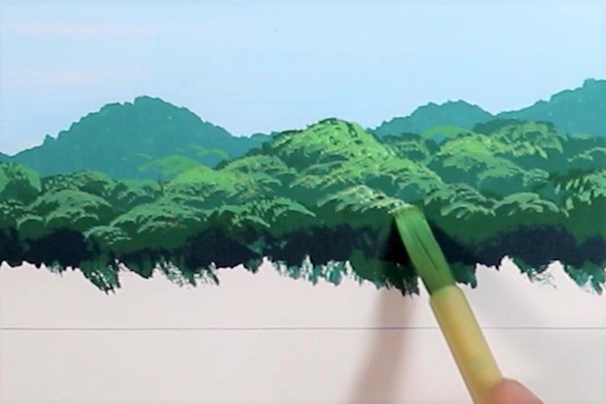 描き 風景 方 画