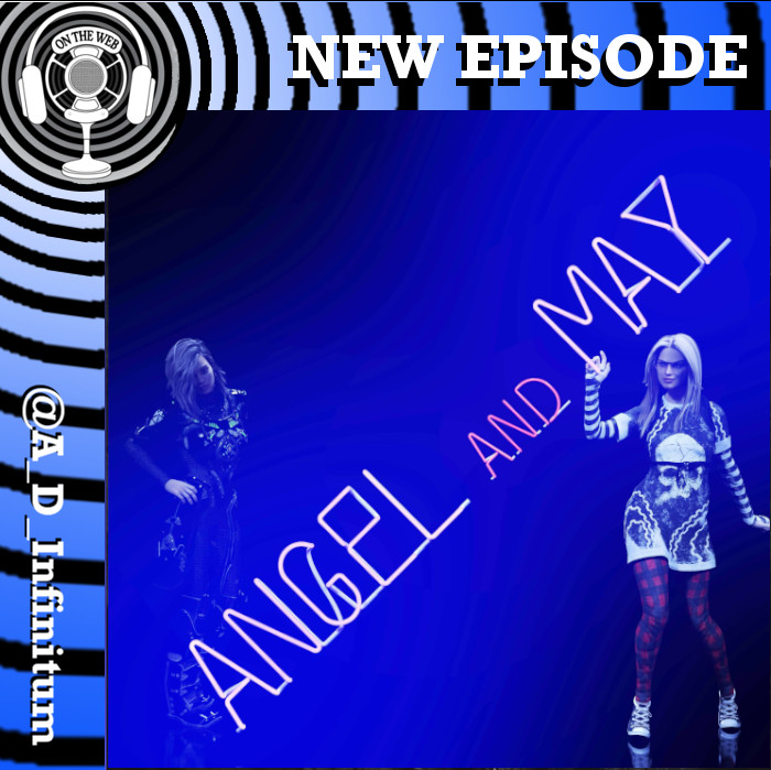 "ANGEL and MAY  Two worn-out private investigators from LA travel across time and space to the asteroid colony ""New London"".   S2:E7: Beach Head Hanging around in a space suit is boring unless you are going to attack a nuclear reactor  #audiodrama http://www.angelandmay.com/ pic.twitter.com/MaR5WuVsrY"
