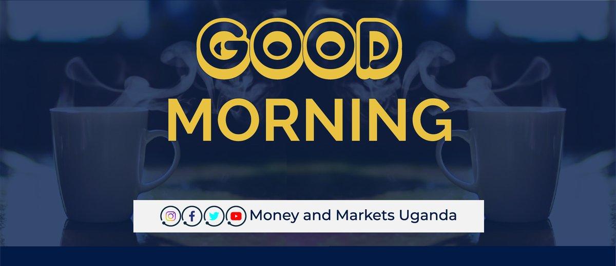 Good morning Uganda #ntvmonenyandmarkets #renatedmedia #NTVNewspic.twitter.com/IGiYZuYkGT