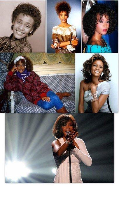 Whitney Houston......August 9, 1963.... Feb 11, 2012 HAPPY BIRTHDAY...R.I.P.