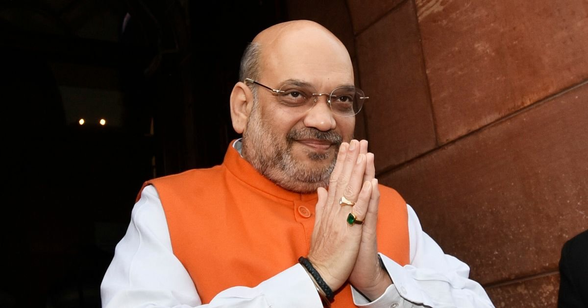 "Breaking News: Home Minister @AmitShah tested Covid-19 negative.!!!  ""Chanakya"" of Indian Politics is back.!!  Best and the most popular cabinet minister is ready.!!  #AmitShah   Welcome Back.!!!  Jai Shri Ram !pic.twitter.com/qcMpD0tscJ"