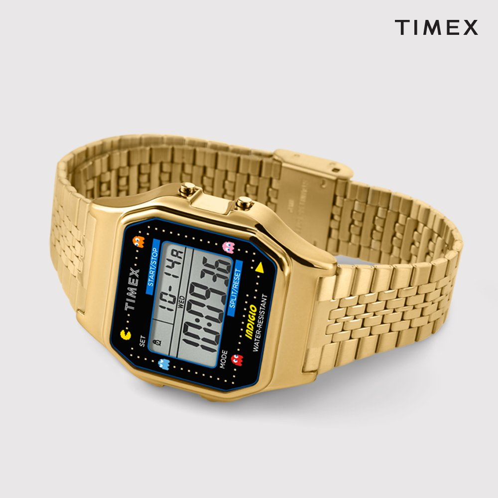 For that craving of timeless taste.  Available on the Timex India website, shop now: https://bit.ly/3ic5XGF : Timex T80 x PAC-MAN™  #Timex #TimexIndia #PacMan #PacMan40th #DigitalWatch #80s #SpecialEditionpic.twitter.com/3zPSW6KnZN