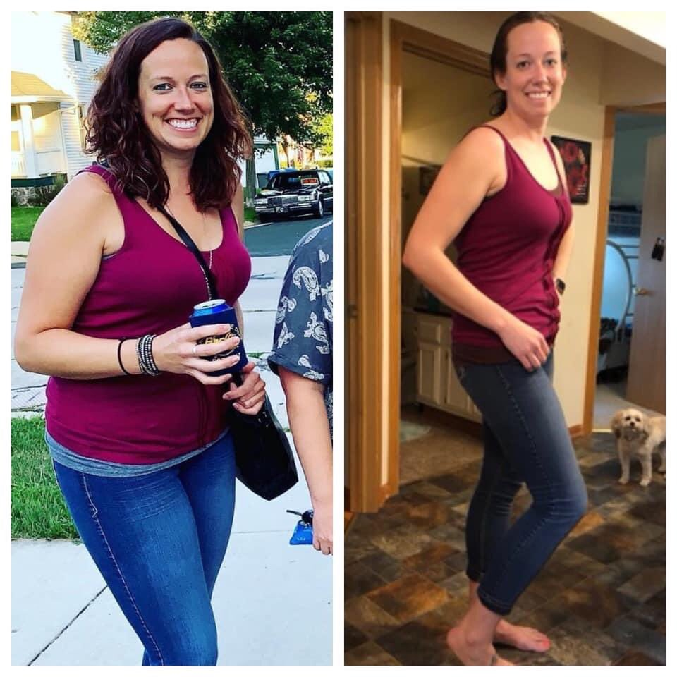 WHAT IF? What if you could experience a transformation like this in the next three months? Let's connect and I'll help you! What if you you committed to living your healthiest and best YOU?!  #weightlossgoals #resultspic.twitter.com/J3bT6W4UNc