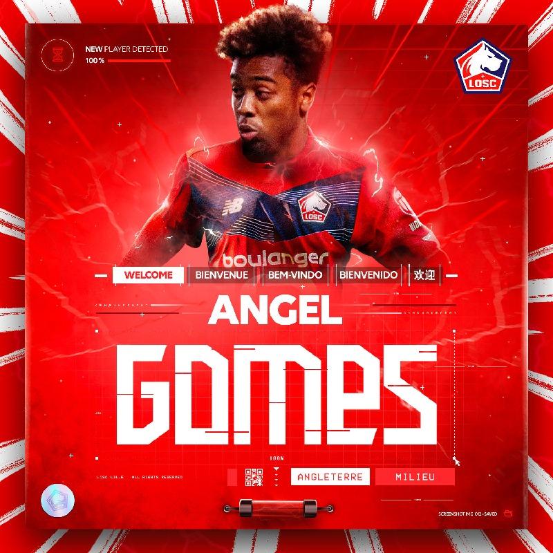 Angel Gomes