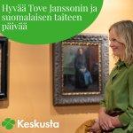 Image for the Tweet beginning: Kansanedustaja, vuoden tiede- ja kulttuuriministerinä