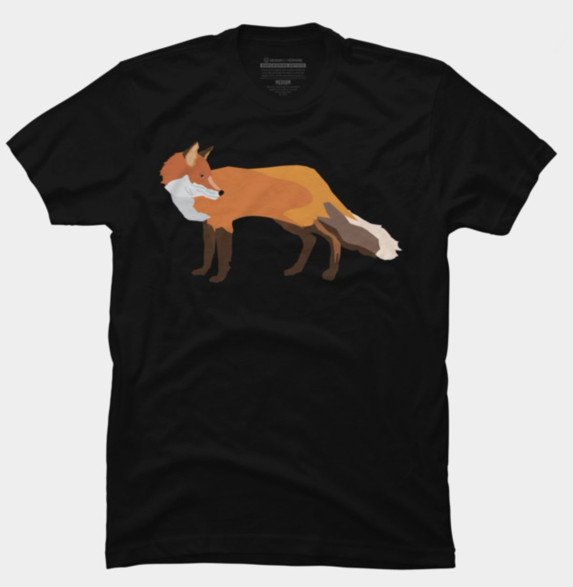 """Fox"" art created by me available in tshirts, stickers, hoodies, art prints etc. right here: https://designbyhumans.com/shop/t-shirt/men/fox/763560/ …  #tshirtshop #tshirts #tshirt #tanktop #Hoodies #hoodieseason #hoodie #sticker #stickers #fox #artprint #artprints #fox #foxespic.twitter.com/F1JqcD2iGe"