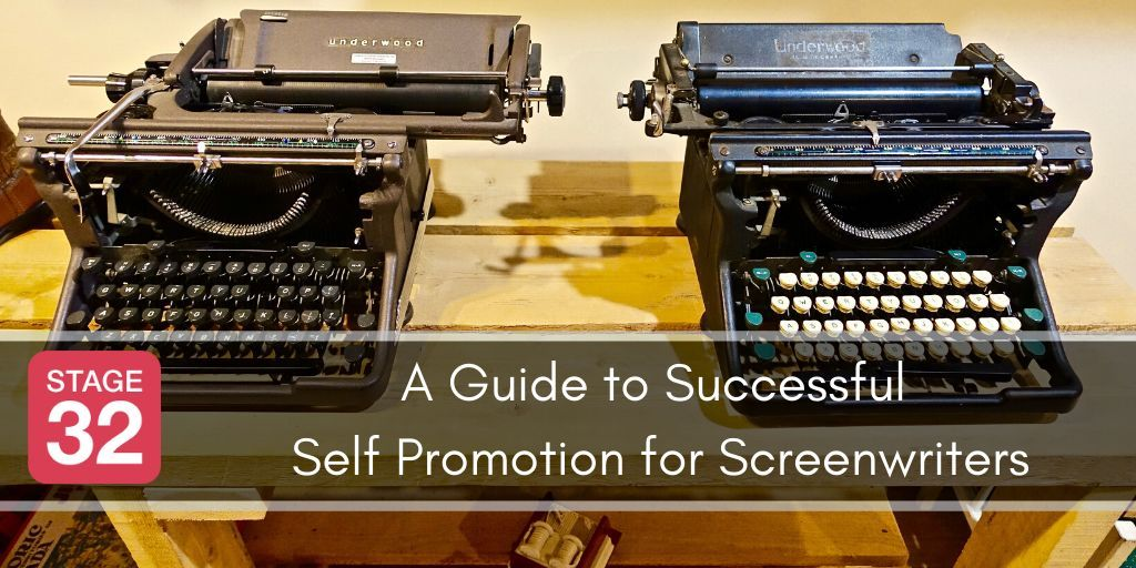 A Guide to Successful Self Promotion for Screenwriters. This is just one of over 2,000 blogs waiting to inspire you on @Stage32. Check it out >> https://buff.ly/2PuH5gA   #screenwritingtips #screenwritingadvice #screenwriting #screenwriter pic.twitter.com/DsIlRwONfs