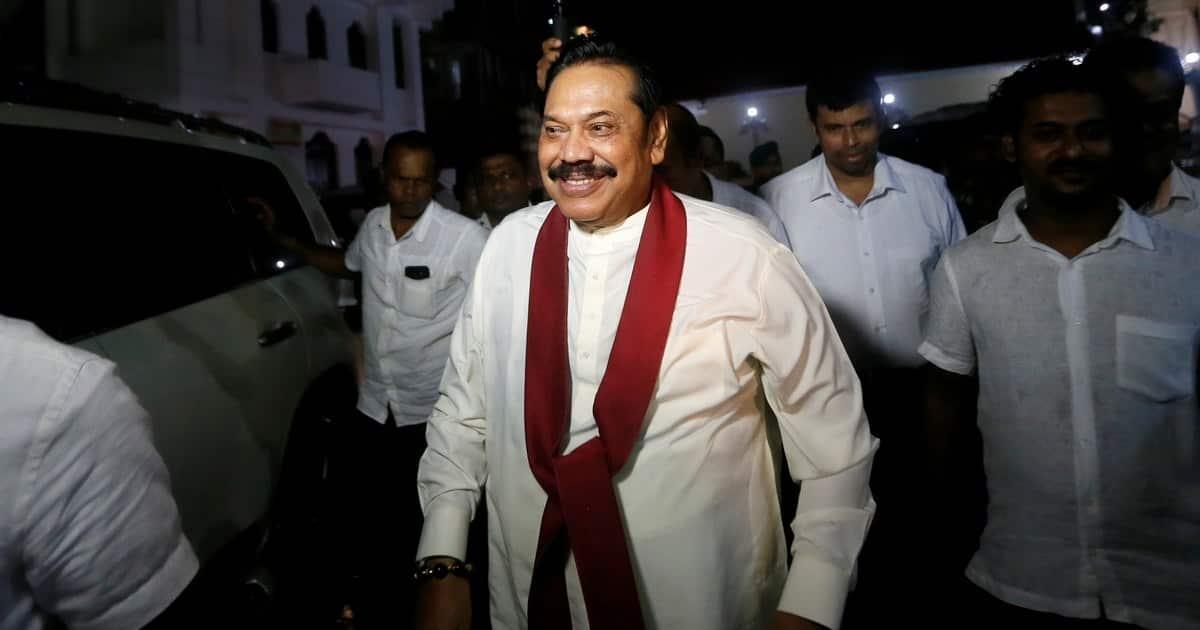 Mahinda Rajapaksa-led SLPP registers landslide victory in Sri Lanka's parliamentary pollspic.twitter.com/lXGlM6unti