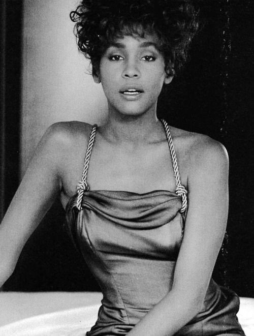 Happy Birthday to The Voice, Whitney Houston. She would ve been 57 today