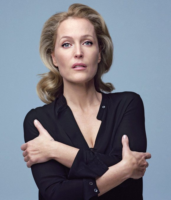 Happy Birthday to Gillian Anderson! Born: August 9, 1968 (age 52 years)