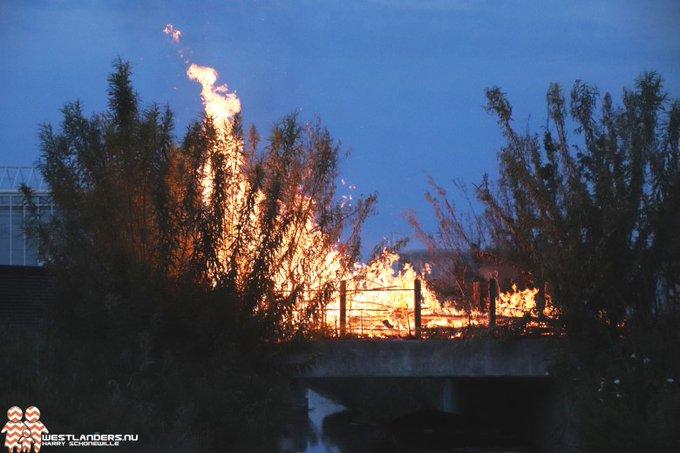 Twee nachtelijke incidenten voor de brandweer https://t.co/D8bP5yml9b https://t.co/R7svytEf0B