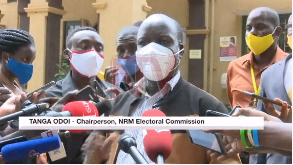 The chairman of NRM electoral commission Dr Tanga Odoi has said the National Resistance Movement has enough money to run its operations and does not use taxpayers money as alleged by members of the opposition. #NTVNews https://zionly.io/NRM-funds-?utm_medium=social&utm_source=twitter_ntvuganda…pic.twitter.com/gIopYGJxyK