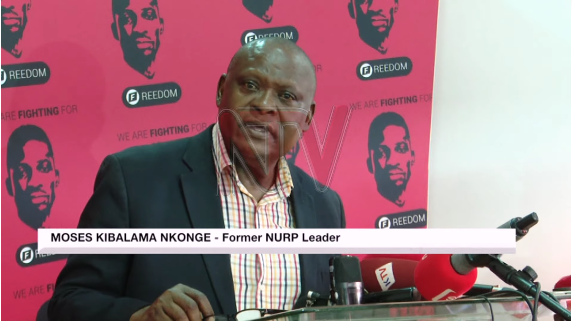 Moses Kibalama, the former leader of the National Unity, Reconciliation and Development Party, now National Unity Platform, says he has received threats from unknown people accusing him of handing over his party to Robert Kyagulanyi. #NTVNews https://zionly.io/Kibalama-threatened?utm_medium=social&utm_source=twitter_ntvuganda…pic.twitter.com/KR4ouux2FM