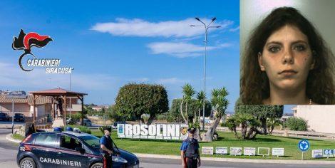 Ai domiciliari a Castelvetrano ma i carabinieri la trovano a Rosolini in casa di un amico, arrestata - https://t.co/1V4bDkZLxk #blogsicilianotizie