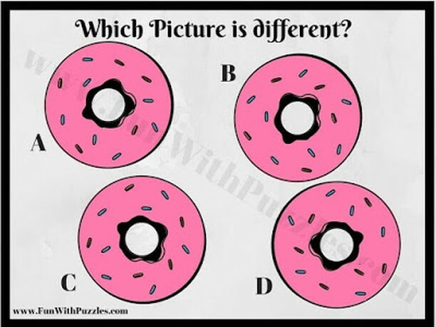 Picture Brain Teaser Image to find Odd One Out  Source: http://www.FunWithPuzzles.com #puzzles #puzzle #brainteaser #riddles #riddle #brainteasers #PuzzleForToday #puzzletime #puzzlegames #LockdownPuzzles #challenge #iq #iqtest #puzzleoftheday #puzzlelover #puzzlegames #puzzlegam…pic.twitter.com/Y4XFOXSviy