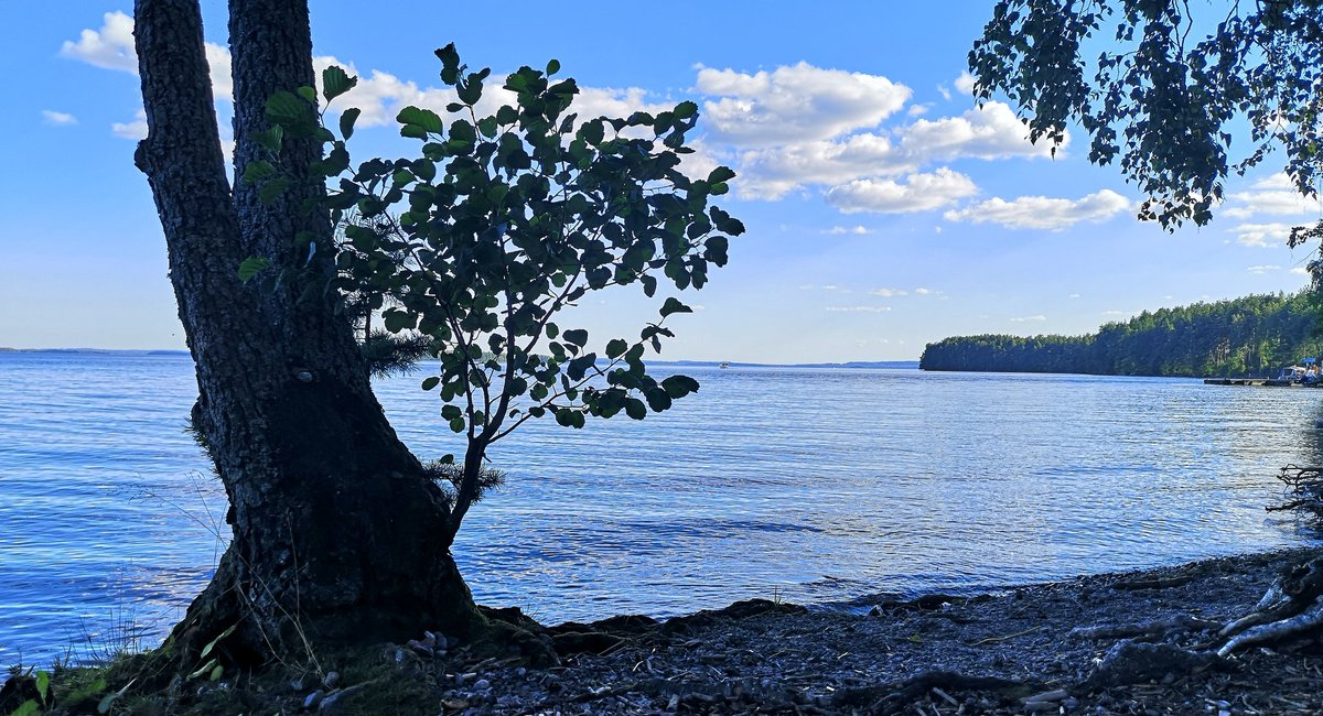 Great views #Päijänne #lake #Finland #photography #StormHour #travel #Photograph #weather #nature #Sunrise #morning #clouds #weekend #SundayMotivation #lake