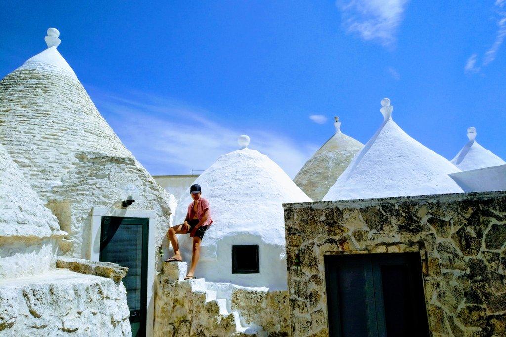 Hello #Puglia! pic.twitter.com/Bh8JOO9cHz
