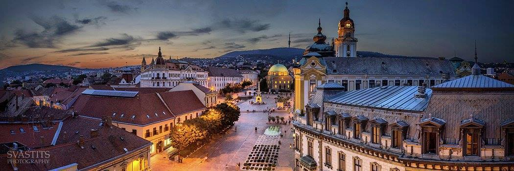 #Pécs: 5th largest city in #Hungary pic.twitter.com/f1fy86KVDa