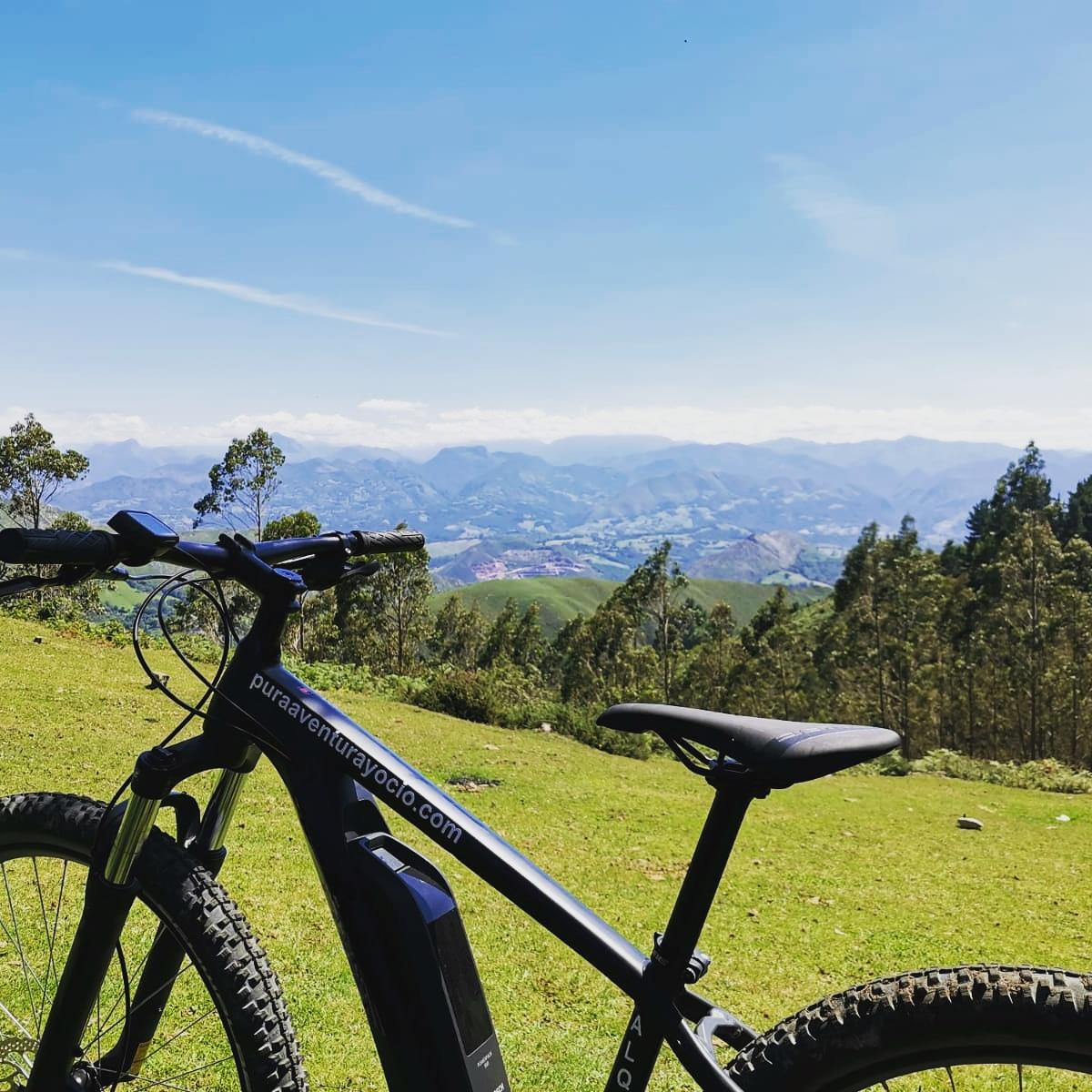 Días de verano, días de bicicleta. Descubre la btt eléctrica con nosotros. Consultanos sin compromiso o accede a https://t.co/Sw2n0mnyEV #puraaventurayocio #bike #bikeinstagram #piloña #btt #turismoasturias #turismonacional  #ebike #bicielectrica #alquilerdebicicletaselectricas https://t.co/LT1UEwV7Fr