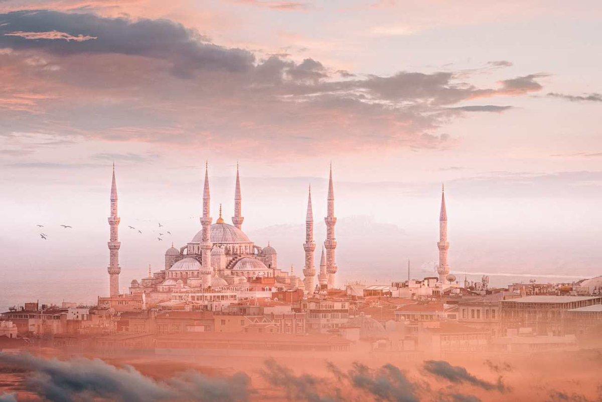 استنبول کہ اپنے حسن میں شہر بےمثال ہے
