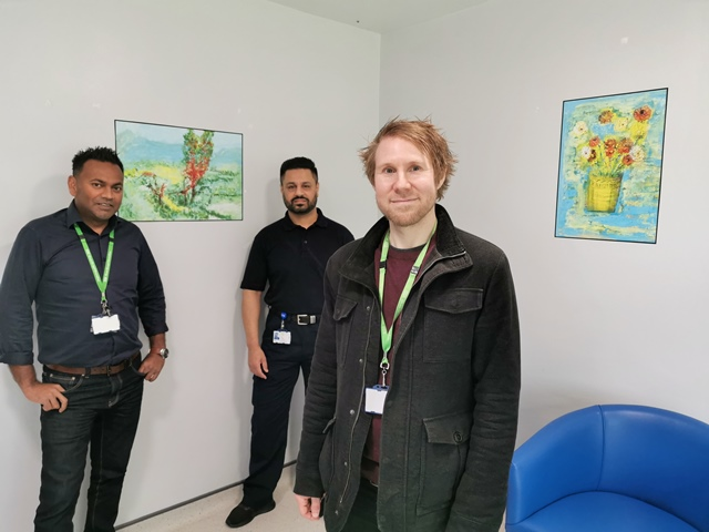 East London Nhs Ft On Twitter A Huge Thank You To Our Rc Bedsluton Students And Letsbreakstigma For A Fantastic Art Project To Brighten Our Mentalhealth Assessment Hubs In Bedfordshire And Luton And