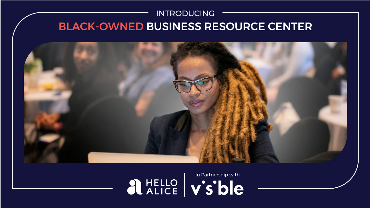 Check out @HelloAlice's Black-Owned Business Resource Center at https://bit.ly/FFIBBRC2, hosting resources, organizations (like @DivIncatx, @digundiv, @AfroTech, & @BBFounders), opportunities, and $10,000 #BusinessForAll COVID-19 grants specifically for Black business owners. pic.twitter.com/oTRRF8u6dC