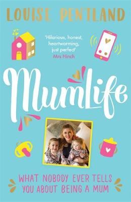 Next Tuesday, @homewith4indies is hosting another great event. This time, @LouisePentland will be discussing her new book Mumlife with @KatiePiper_ — Tickets cost £20 including a copy of the book 📚 https://t.co/KWDzLIYI2x https://t.co/ic68Tfzczh