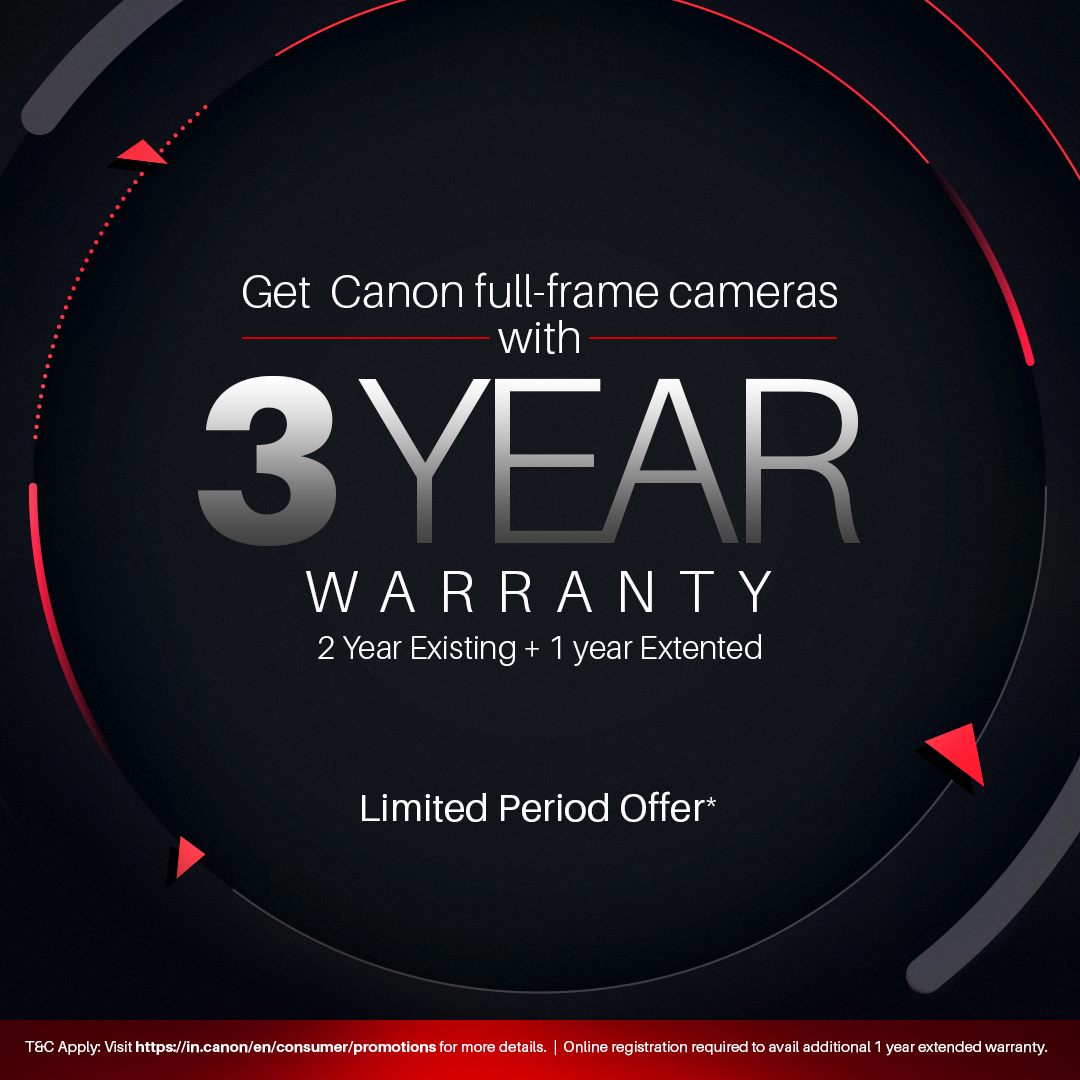 CANON India a Twitter