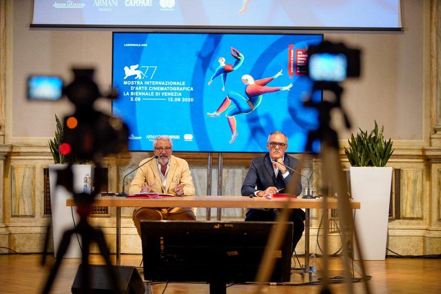 Venezia 2020, il programma