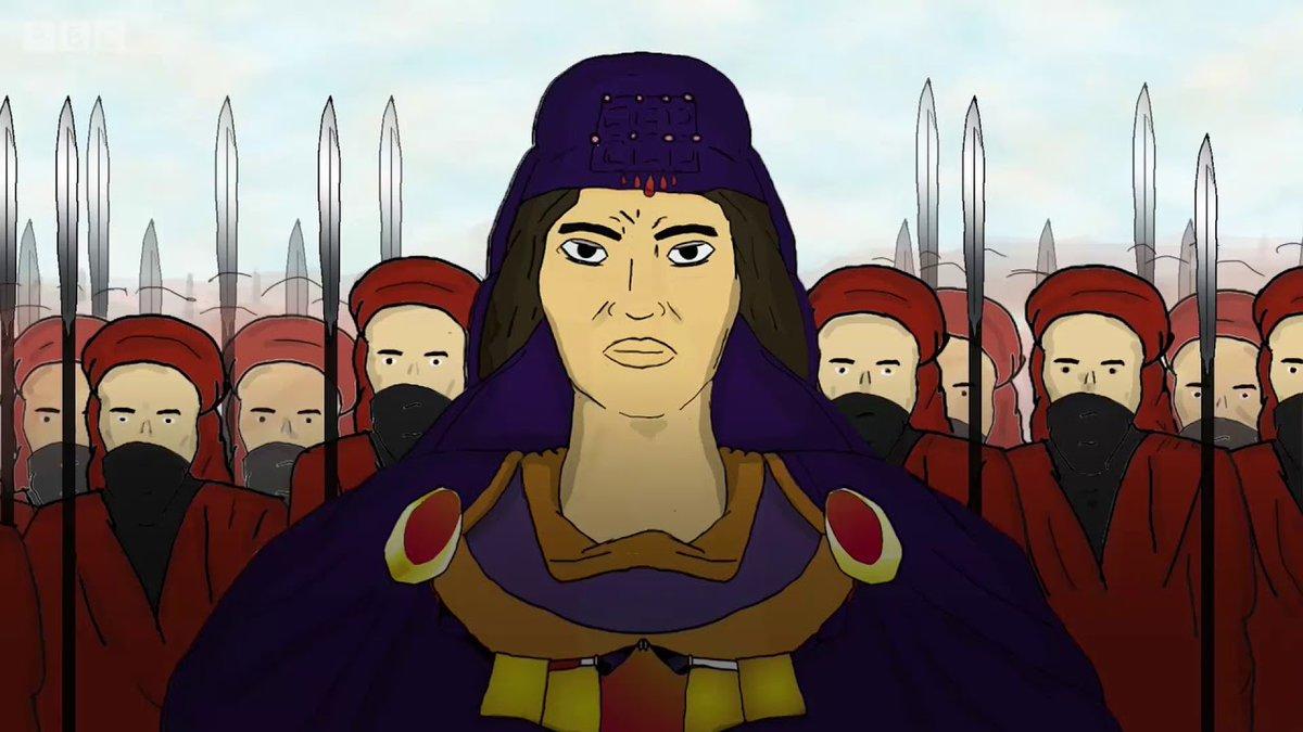 اليوم في شخصية من التاريخ سوف نتحدث عن ملكة الامازيغ ديهيا ...