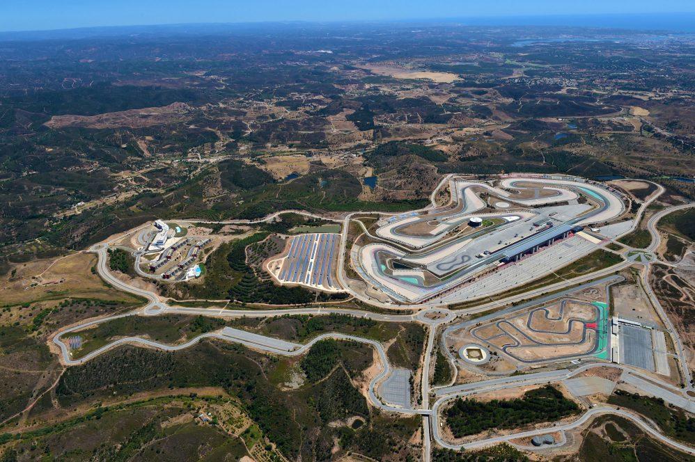 Sirkuit Portimao untuk MotoGP Portugal 2021