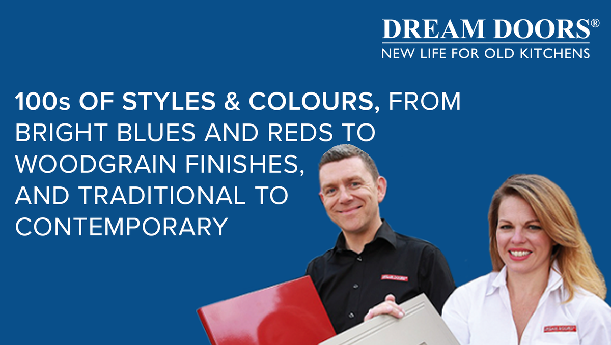 Are you looking for the traditional farmhouse-style kitchen or a sleek contemporary design for a modern home? We've got the styles to suit every home, so whatever your preference, you can find your perfect made-to-measure design at Dream Doors.  https://t.co/XBN8bi34om https://t.co/uvZRuqWg8p