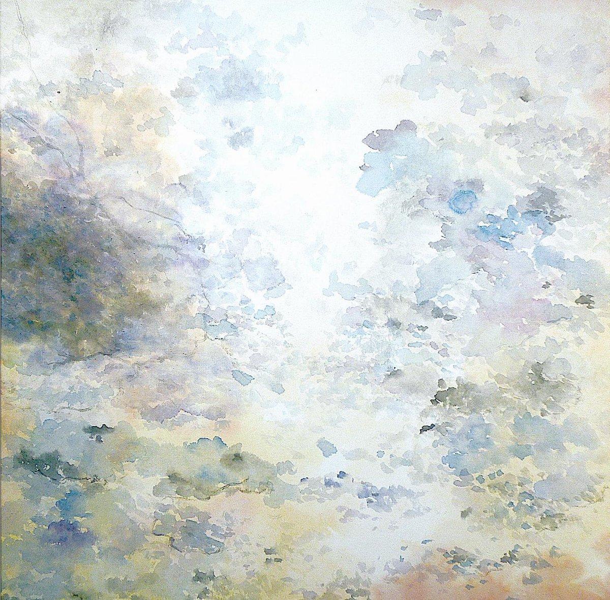 "Winnie Hui, Physiognomy of Stone, 2012, ink on rice paper, 27.5""x27.5"" #artifact212 #art #painting #abstractart #fig #artcollector #artexhibitions #newyorkarts #contemporaryartpic.twitter.com/GOiJPlAQXL"