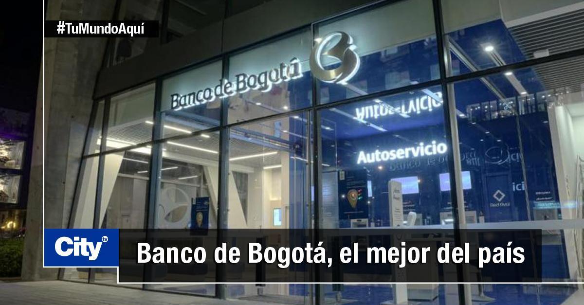 Por séptima vez, el Banco de Bogotá logra este reconocimiento internacional al ser catalogado como el mejor banco de Colombia, según la revista británica 'Euromoney'.  Estos fueron los criterios 👉 https://t.co/lRnmUbizP4 https://t.co/ZpiAqTteyU