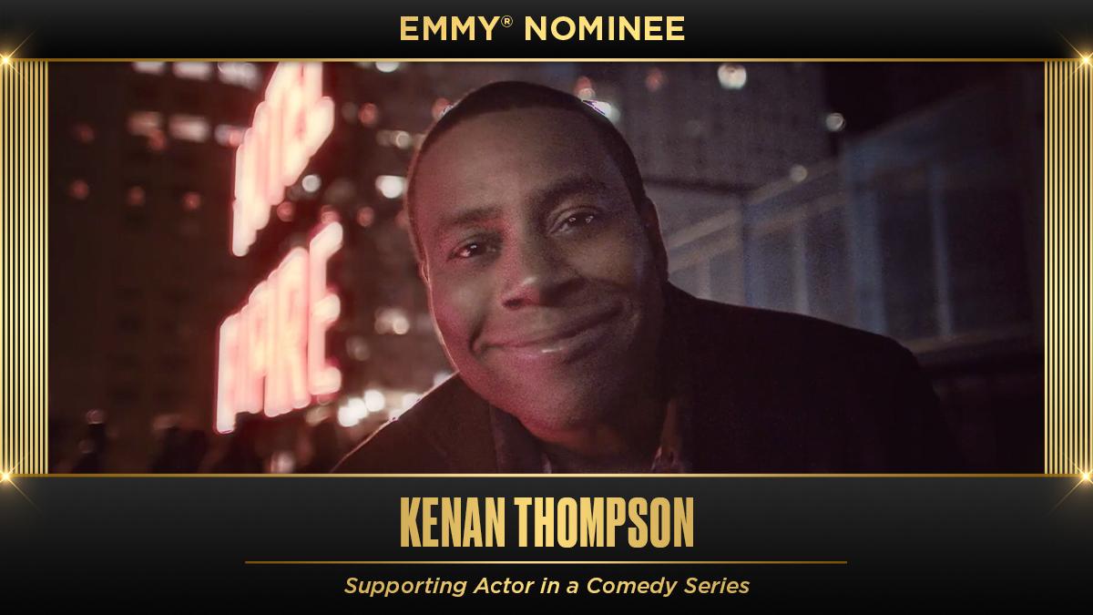 ‼️ Kenan ‼️ Congrats to @kenanthompson!