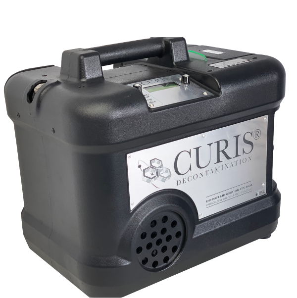 Solution, Fogging System Approved by EPA to Fight COVID-19: CURIS System's CURoxide Hydrogen Peroxide blend and fogging system has been approved for inclusion on the agency's List N. https://t.co/deCTZXA3FD https://t.co/aZMuJt7UGE