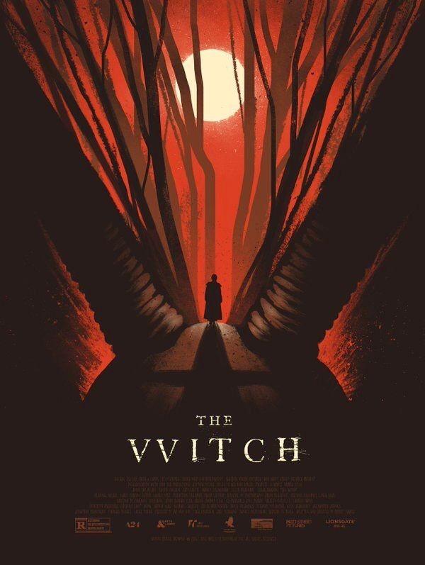 THE VVITCH – A NEW ENGLAND FOLKTALE (2015) #horror #poster pic.twitter.com/174vs46AJ5