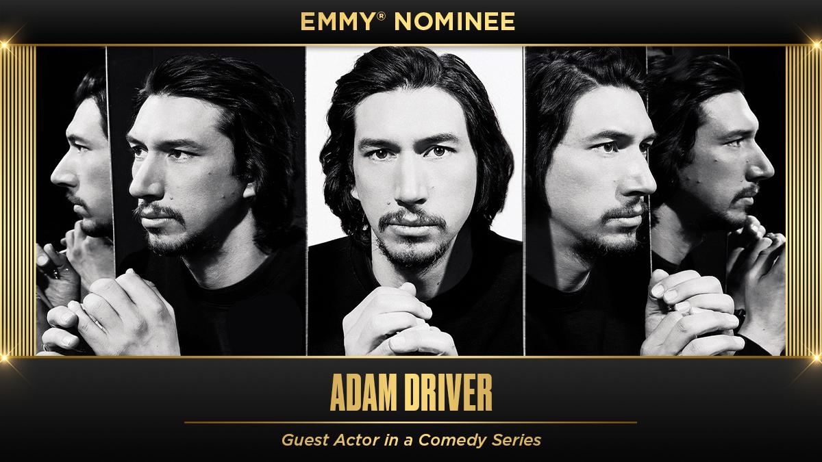 🚨 Adam Driver 🚨 Congrats on the nomination!