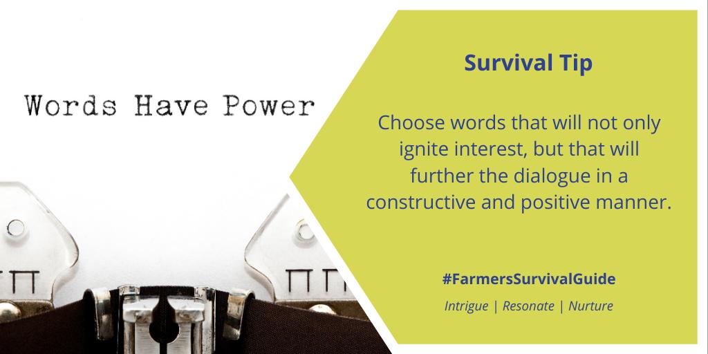 #farmtconsumerconvo #FSGtip #agcomm #CdnAg   For more messaging and communication tips visit our blog: https://t.co/1Yhun5th3j https://t.co/muYhTLfxQ3