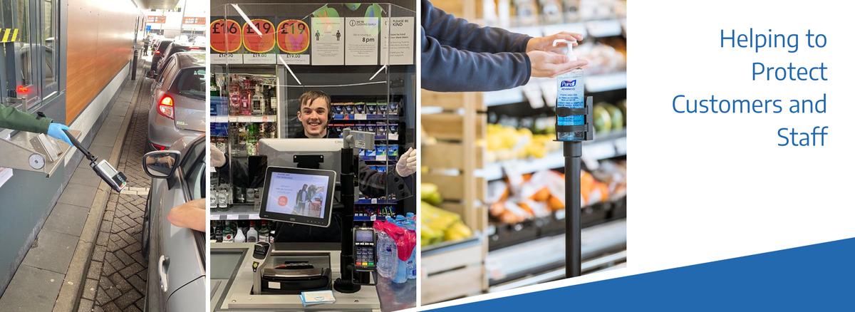test Twitter Media - Your #safety is the driving force behind SpacePole's SafeGuard Product Group: the SpacePole® SafeGuard Screen, #HandSanitizerDispenser Holder, Moving the Payment Device, and the Payment Paddle for #socialdistancing solutions.  https://t.co/4wF9zQLNVF  #customerconfidence https://t.co/OseJznje0p
