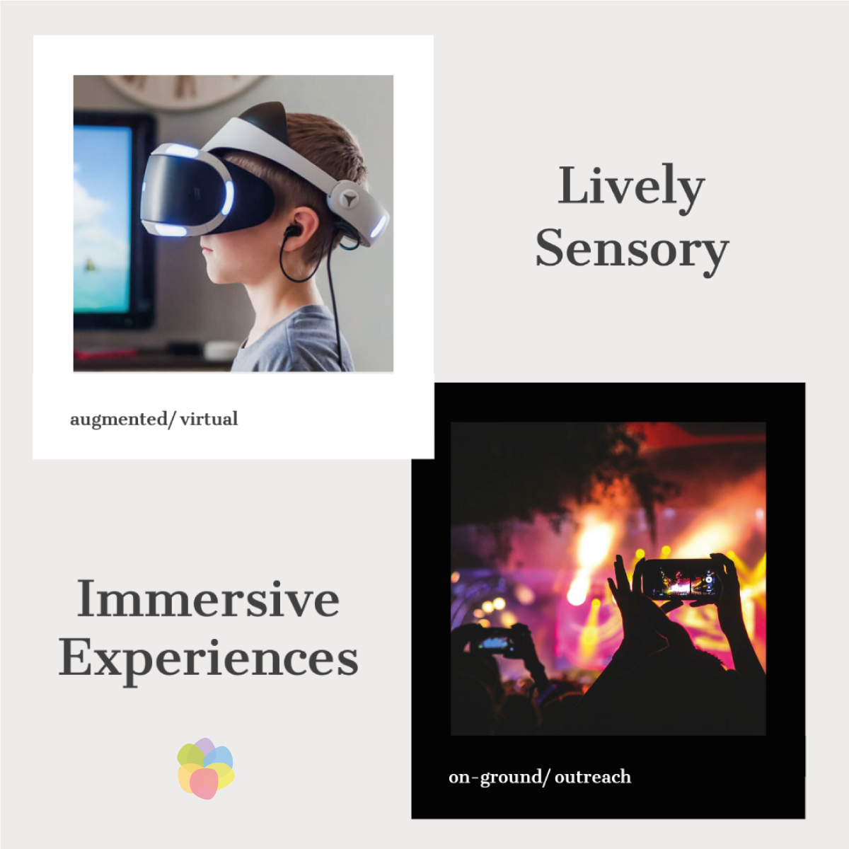 Acquiring mindspace is what we always aim for through immersive experiences. Let's talk! #OpenForBusiness  #Experiences #SensoryMarketing #Strategy #ImmersiveExperiences #ExperientialMarketing #Advertising #AdvertisingIndia #AdvertisingLife #Huddlers #WeHuddle #HuddlersOriginalpic.twitter.com/Pn1a1DeS0r