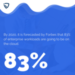 Image for the Tweet beginning: 🔒By using the cloud, your