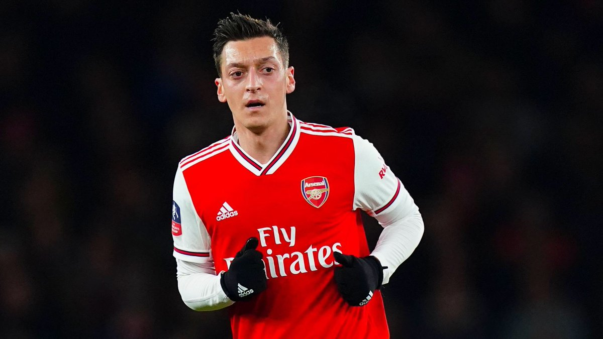 ÖZIL LOOKS ALL SET TO LEAVE ARSENAL FOR TURKISH CLUB