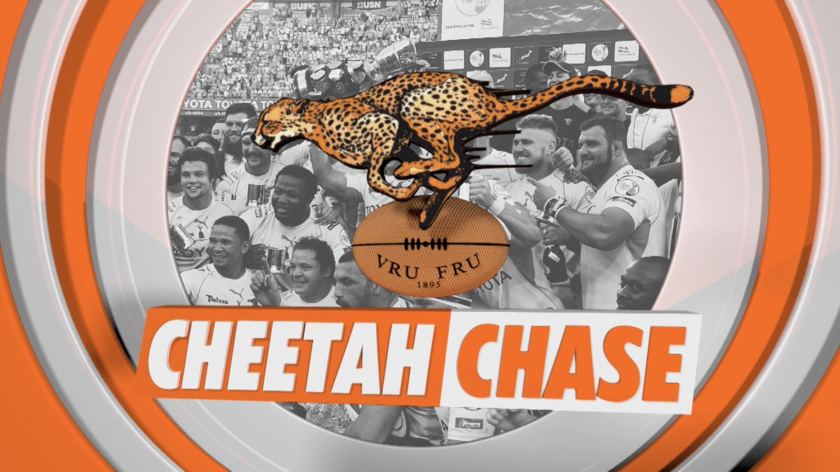 Watch out for the next episode of Cheetah Chase tomorrow afternoon at 17:30 on @SuperSportTV. @ToyotaSA